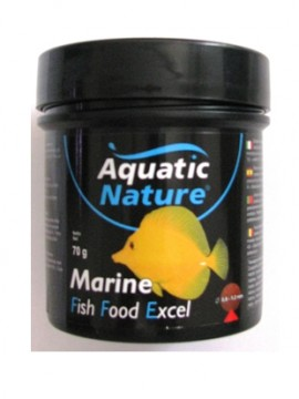 Aquatic Natur Marine Fish Food Excel 190 ml - 70 Gr