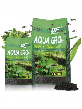 OF Aqua Gro Plant & Shrimp Soil 8L