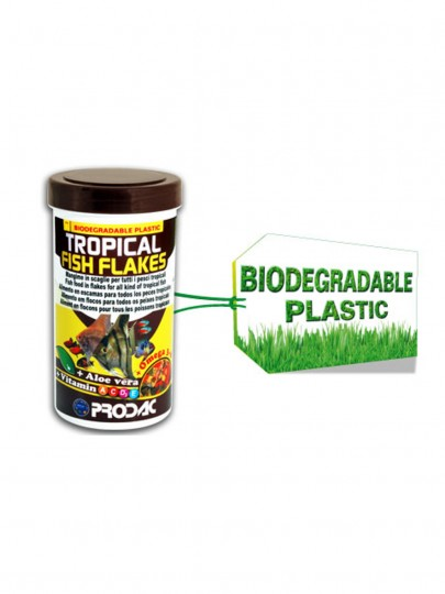PRODAC Tropical Fish Flakes 20g-100ml
